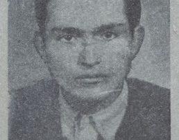Slučaj u vozu br. 116, Miodrag Mirković