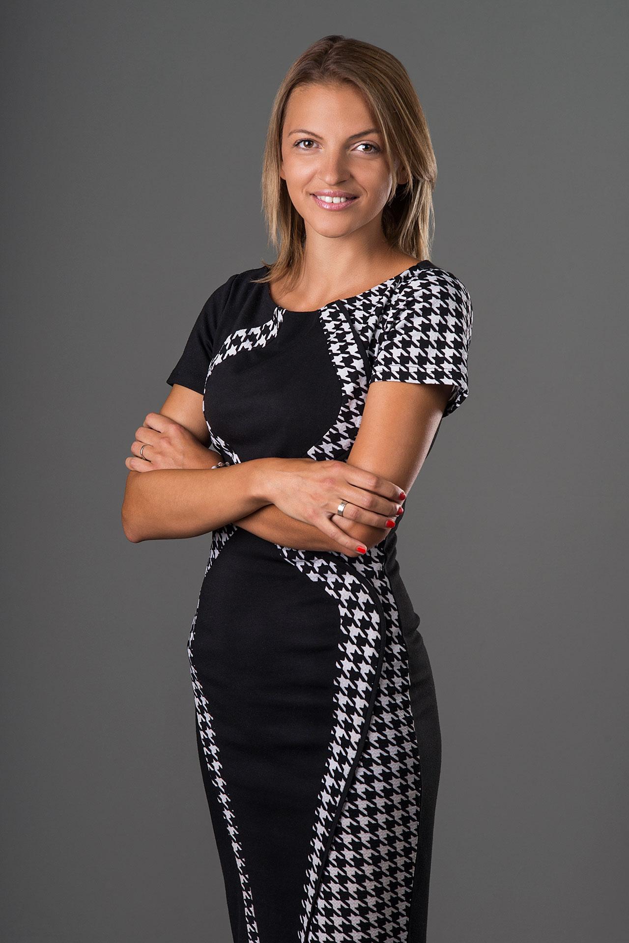Radmila Krstić advokat u kancelariji Guberina-Marinkov iz Beograda